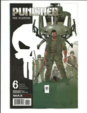 PUNISHER MAX: THE PLATOON # 6 (APR 2018), NM NEW