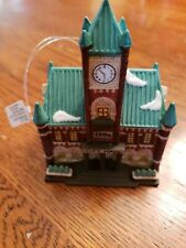 Dept 56 Heritage Village Collection Ornament Christmas In The City - City Hall