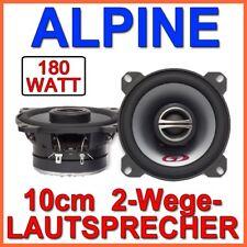 Alpine SPG-10C2 - 100mm 2-wege Koaxe Haut- Parleurs Set 10cm Produit Neuf