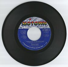 DIANA ROSS 45 RECORD-TOUCH ME IN THE MORNING/ I WON'T LAST A DAY ..VG+  1973