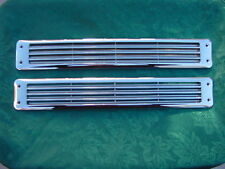MONTEREY CHROME BOAT VENT LOUVER TROPHY GRADY WELLCRAFT RINKER OTHER BOATS TOO
