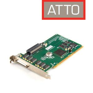 Atto Express PCI UL3S Ultra 3 SCSI Card Host Adapter für Mac u.a. 0079-PCBX-001