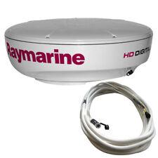Raymarine RD418HD Hi-Def Digital Radar Dome w/10M Cable  T70168