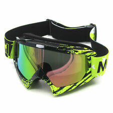 Reflective Lens Adult Motorcycle Protective Gears Motocross MX Goggles Glasses