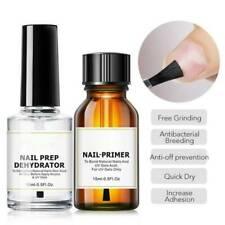 15ml Nail Dehydrator Bonder Prep Nail Extension Gel Primer UV Manicure.
