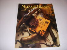 MUZZLE BLASTS Magazine, December, 1996, OUR GERMANIC RIFLE HERITAGE, MUSKETS!