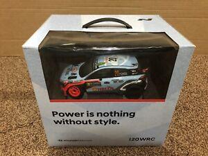 NIB R/C 1/24 Carisma Hyundai i20 WRC 4WD RTR - Special Edition - Rare Vintage!