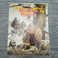 TSR Dungeons & Dragons Dragon Quest 1992