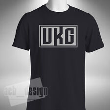 UK Garage Style Mens T SHIRT Bassline Speed Garage House UKG Drum & Bass Hip Hop