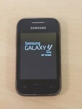 Samsung Galaxy Y GT-S5360 - Metallic Grey (Unlocked) Smartphone