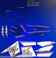 SUZUKI RGV250 VJ22 DECAL SET