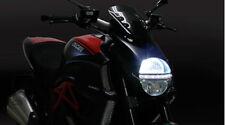 Recambios sin marca color principal cromo para motos Ducati