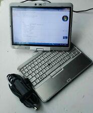 HP Compaq 2710p (Core 2 Duo U7500 1.06GHz, 1GB RAM, 60GB HD, Win 7 HP 32, WiFi)
