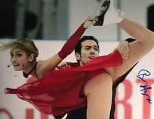 Ben Agosto Ice Dancing USA Olympics Signed 8x10 Autographed Photo COA E3