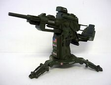 GI JOE FLAK ATTACK CANNON Vintage Action Figure Vehicle COMPLETE 1982