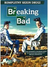 BREAKING BAD - SEZON 2 - BOX [4 DVD]