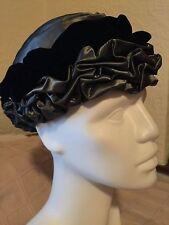 Wedding Velvet Original Vintage Hats for Women