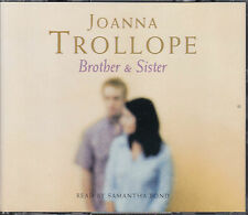 Joanna Trollope Brother & Sister 3CD Audio Book  Abridged FASTPOST