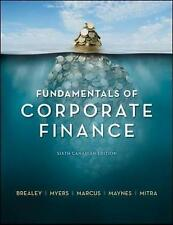Fundamentals of Corporate Finance by Stewart C. Myers, Richard A. Brealey,...