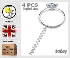 Ring size reducer spiral style Adjuster Resizer snuggies snugs Tightener UK