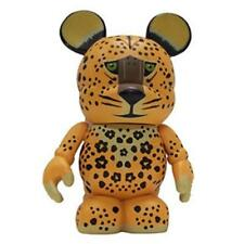"Disney Vinylmation Animal Kingdom 3"" Leopard Figure NIB Series One RARE!"