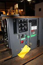 Westinghouse Ds-416 1200 Amp Low Voltage Ac Power Circuit Air Breaker