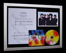 THE CURE The Caterpillar LTD TOP QUALITY CD FRAMED DISPLAY+EXPRESS GLOBAL SHIP!!
