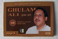 Ghulam Ali - 40 Immortal Ghazals - Mp3 CD