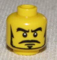 Lego 2x Castle Black Euro Armor w// Leg Protection Minifig Neckgear Body Wear NEW