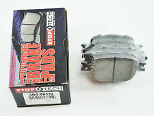 STOPTECH FRONT PAIR BRAKE PADS 2005-2010 SCION tC 2000-05 TOYOTA CELICA GT GT-S