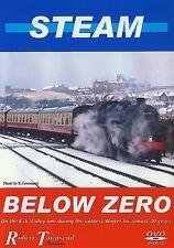 XxAPRIL  Steam below Zero The North Yorkshire Moors Railway Esk Valley0