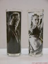 Sin City Hartigan Nancy Shooter Set Shot Glasses Bruce Willis Jessica Alba NEW
