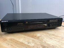 New listing Sony Mds-Je520 MiniDisc Player