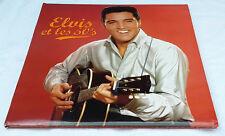 COFFRET ELVIS PRESLEY ET LES 50'S 3 CD + 10 PHOTOS + 1 LIVRET