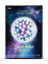 EUROVISION SONG CONTEST STOCKHOM 2016 3DVD SET (June 17th 2016)