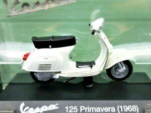 Collection Models vespa Collection 1968 Scale 1:18 125 PRIMAVERA Motor Bike
