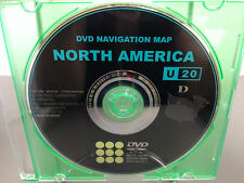 2004 2005 2006 2007 2008 2009 Toyota Lexus Navigation DVD Disc Map ver.05.1