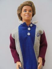 BARBIE KEN DOLL WEARING COLORFUL OUTFIT