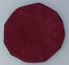 Uniform rango-Master CPO-mostro Maroon cinematografico II-VI-STAR TREK REPLICA