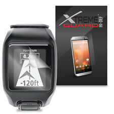 6-Pack HD XtremeGuard HI-DEF Screen Protector For TomTom Multi-Sport GPS Watch