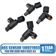 MK4 Golf A3 TT SEAT Front & Rear ABS Wheel Speed Sensor Left & Right For VW AUDI
