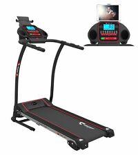 Laufband CS 200 Heimtrainer Fitnessgerät Display klappbar LCD elektrisch Puls