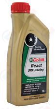 Castrol React SRF Racing 12512 FMVSS No.116 DOT4 (1 Liter) Brake Fluid
