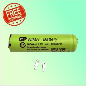NiMH Battery replacement repair for Moser Chrom Style Mini 1591 1590-7291