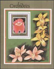 Benin 1999 Orchids/Flowers/Plants/Nature 1v m/s (b8926)