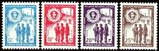 Syrien Syria 1966 ** Mi.925/28 Arbeiterpartei Labour Party