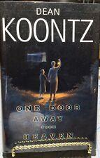 Dean Koontz~SIGNED~One Door Away from Heaven~1st/1st HC