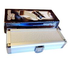 Quality Alloy Aluminium Dart Board Dart Carry Case Darts Flights Storage Wallet