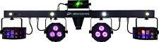 JB Systems - Party Bar Laser Bar 3R Lichtset inkl. + IR-Fernbedienung LED Licht