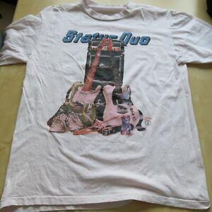STATUS QUO Ain't Complaining Europe 1988 Vintage original tour t-shirt L